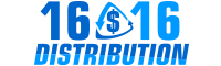 Logo de 1616 Distribution